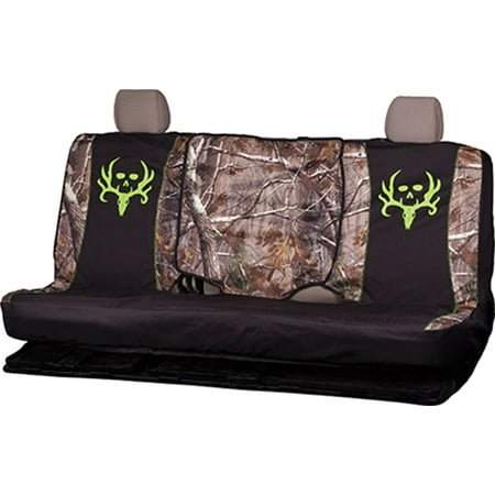 Fabulous Signature Products Bone Collector Full Size Bench Seat Cover Realtree All Purpose Bralicious Painted Fabric Chair Ideas Braliciousco
