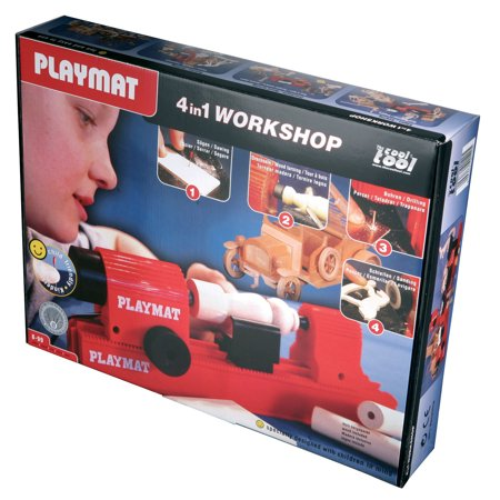 The Cool Tool Playmat 4 in 1 - 4 In 1 Tool