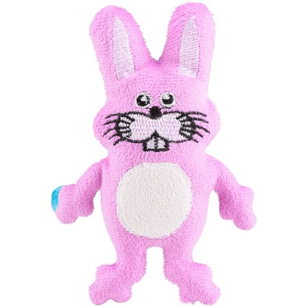 Small Cute Plush Purple Easter Bunny Rabbit Animal Cuddly Toy