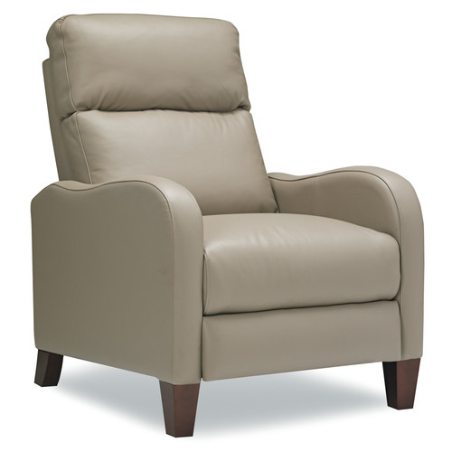 Sofas to Go James Leather Manual Recliner