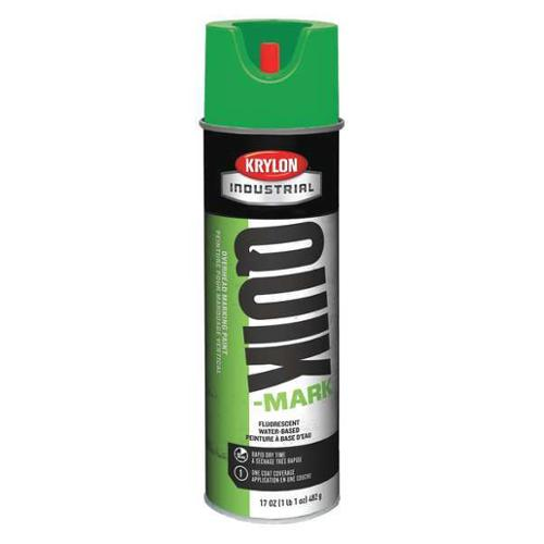 KRYLON Marking Paint,Fluorescent Green K04005004