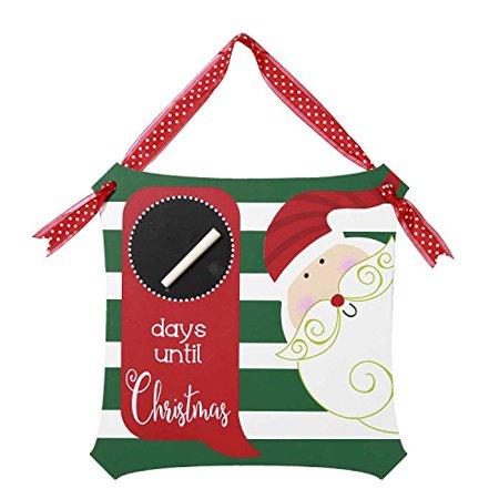 C.R. Gibson Gibby & Libby Christmas Countdown Chalkboard - image 1 de 1