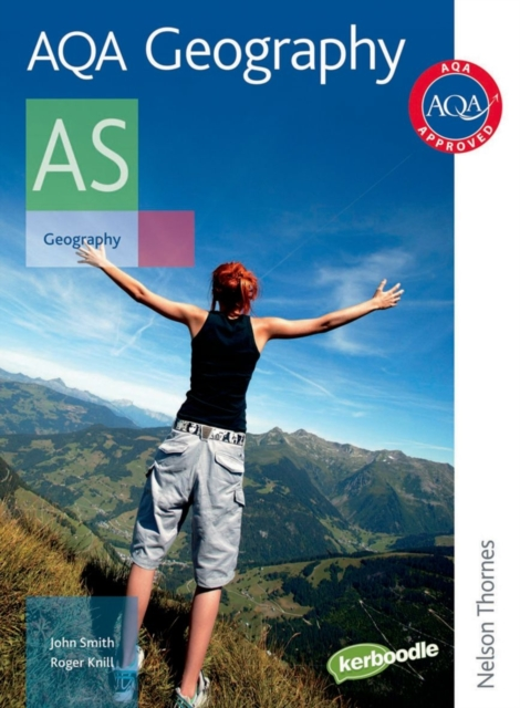 AQA Geography AS: Student's Book (Aqa for As) (Paperback) by