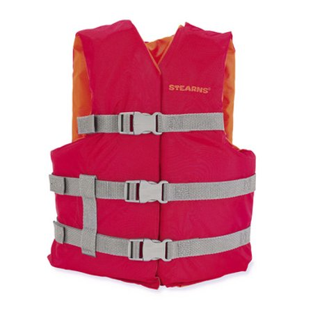 Classic Cowhide Vest - Stearns Youth Watersport Classic Series Vest