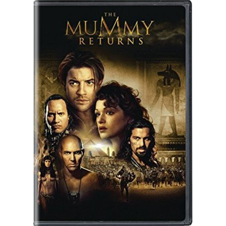 The Mummy Returns (DVD)](Halloween Mummy Cartoon)