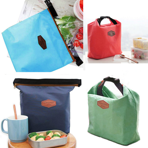 Moderna Creative Thermal Cooler Insulated Waterproof Lunch Carry Storage Picnic Bag Pouch
