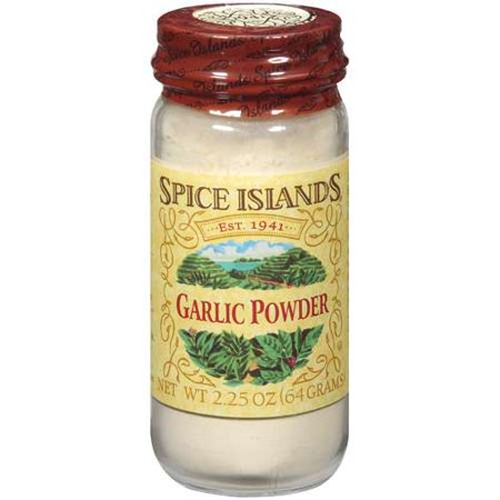 Spice Islands® Garlic Powder 2.25 oz. Jar