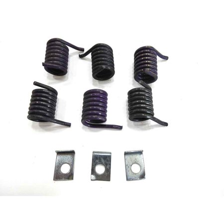 Comet 500 Series Drive Clutch Purple Spring Kit