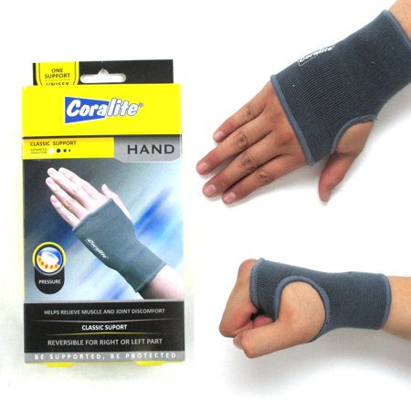 1 Arthritis Hand Wrist Elastic Brace Therapeutic Tunnel Support Gym Pain Relief