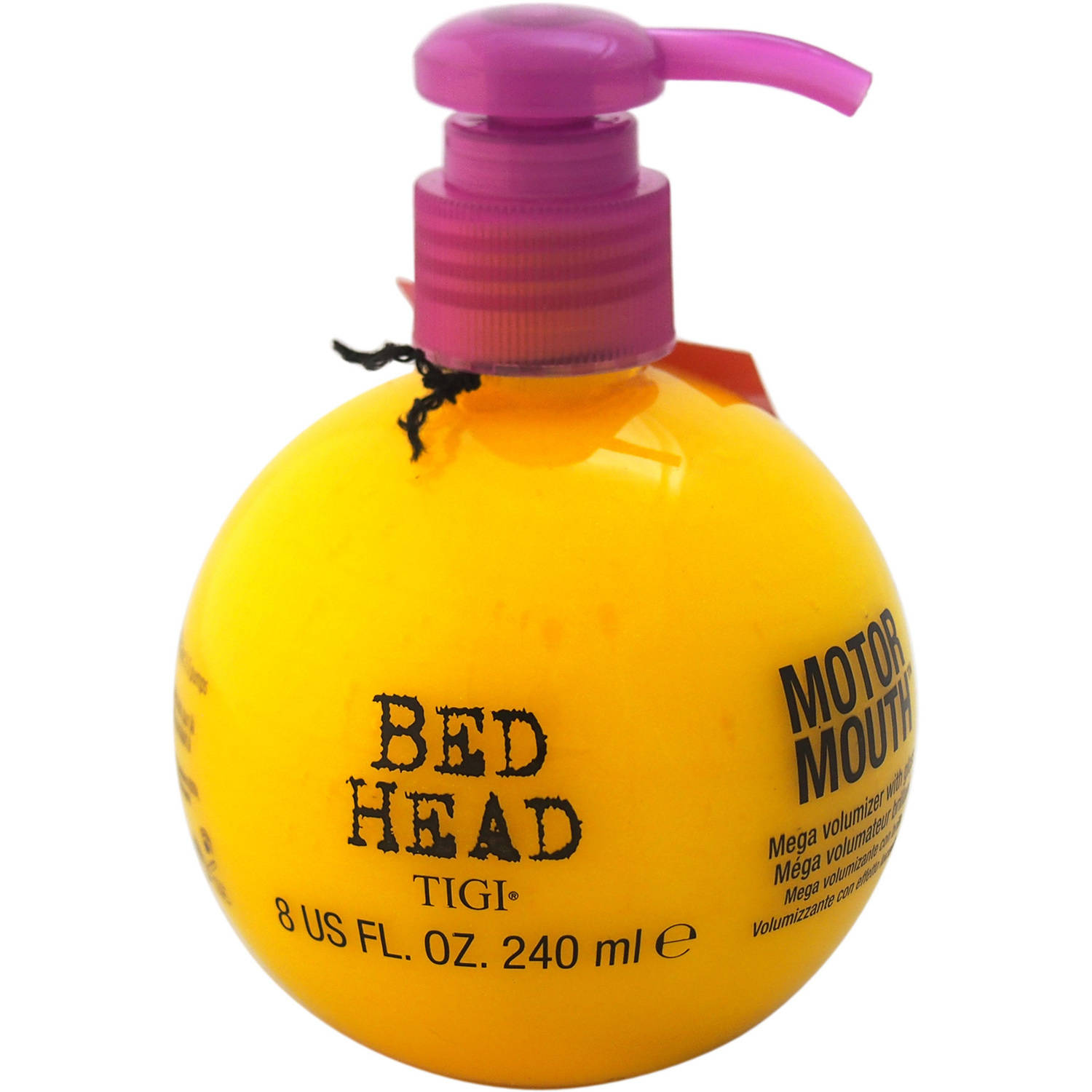Bed Head Motor Mouth - Mega Volumizer With Gloss by TIGI for Unisex, 8 oz