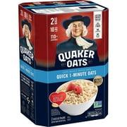 Quaker Quick 1-Minute Oats (5 lb., 2 ct.)