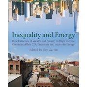 Inequality and Energy - eBook