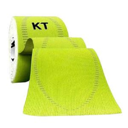 KT Pro Therapeutic Synthetic Tape  Winner Green, 1 Roll per Box
