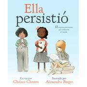 Ella persisti - eBook