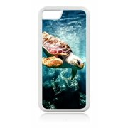 Under the Sea Turtle Design White Rubber Case for the Apple iPhone 6 Plus / iPhone 6s Plus - Apple iPhone 6 Plus Accessories -iPhone 6s Plus Accessories