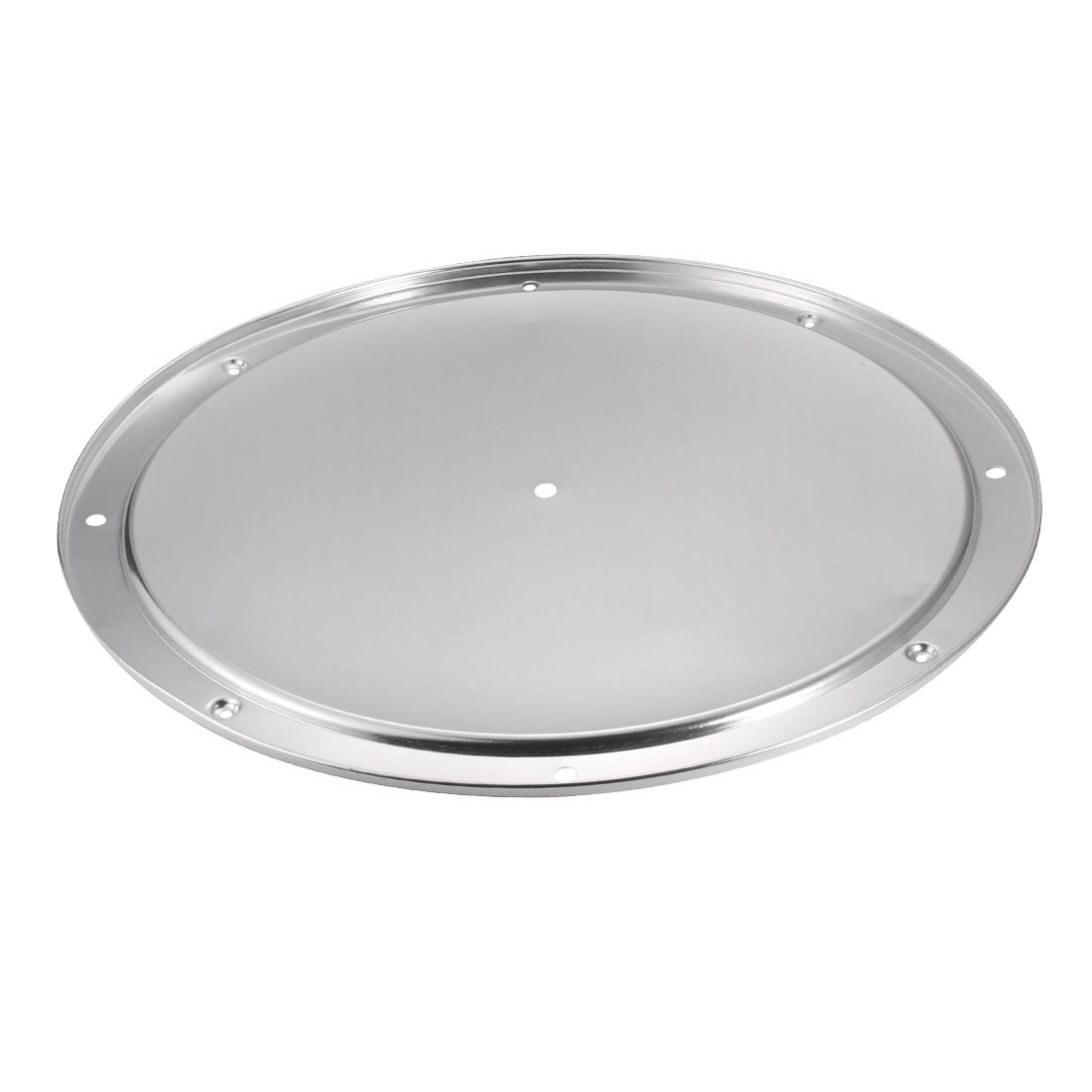 530mm Dia DIY Ceiling Lamp Disc Accessories chandelier Ceiling Plate Silver