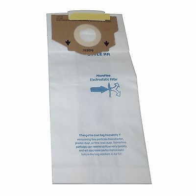 - Eureka Style RR Vacuum Bags Type R R Vac 61115 Micro Allergen Filtration Style [2 Loose Allergen Bags]