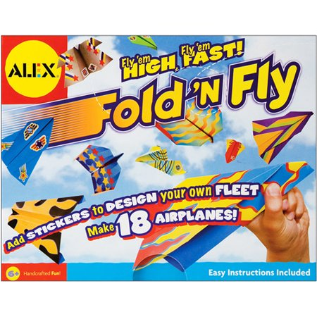Image of ALEX Toys - Fold 'n Fly Kit