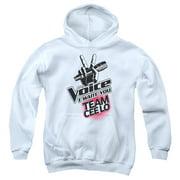The Voice Team Cee Lo Big Boys Pullover Hoodie