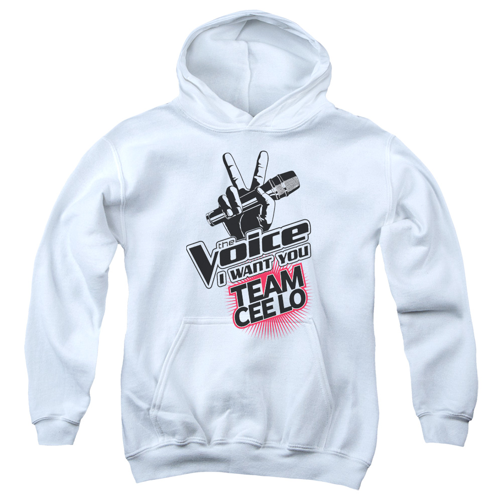 The Voice Team Cee Lo Big Boys Pullover Hoodie
