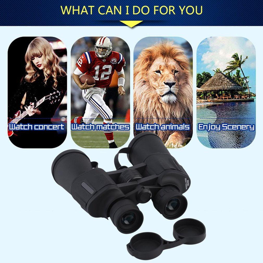 20 X50 Binocular Handheld Hunting Telescope Night Vision Binoculars Outdoor High Resolution Camping Telescope