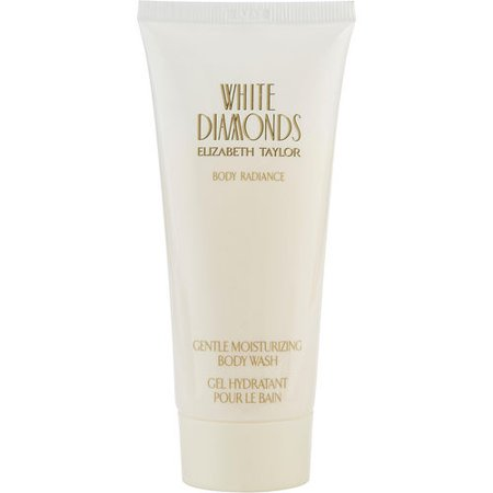 WHITE DIAMONDS by Elizabeth Taylor - BODY WASH 3.3 OZ - WOMEN