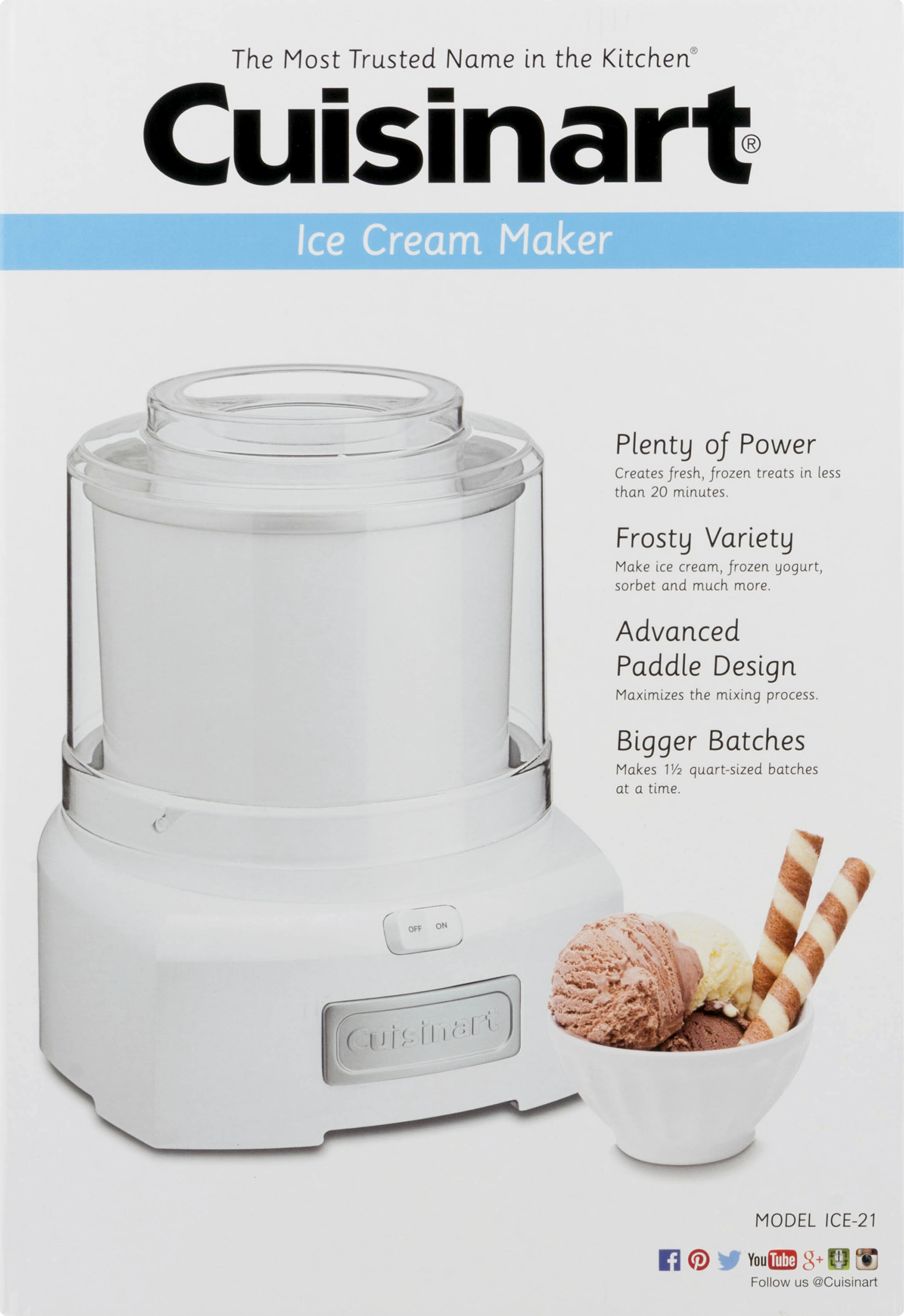 Kitchen Homemade Automatic Smart Sorbet Frozen Yogurt Scoop Ice Cream Maker