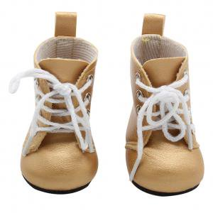 a7d865ac7905b Fancyleo 1 Pairs Doll Shoes PU Boots Fits 18 Inch Doll--Four Colors You Can  Choose