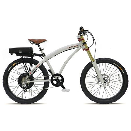 prodecotech v4 outlaw se 48v750w 8 speed electric bicycle
