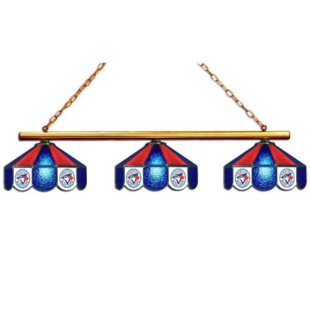 Imperial MLB 3-Shade Pool Table Light Toronto Blue Jays by
