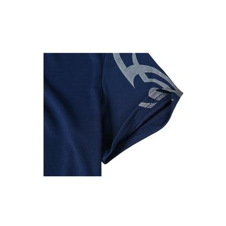 Allegra K Homme Col Rond Manches Courtes Slim Fit Motifs Tribaux Confort T-Shirt - image 4 de 7