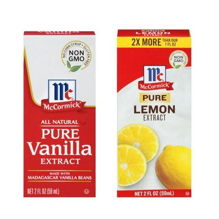 Vanilla & Lemon Extract Kit (Extract Kit)