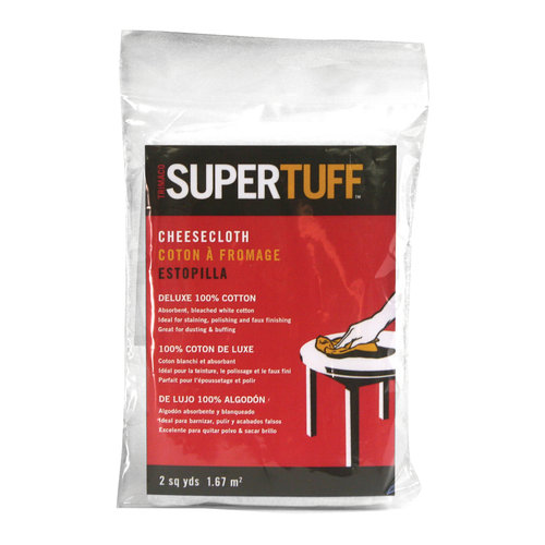 SuperTuff Cheesecloth, 2 Square Yards