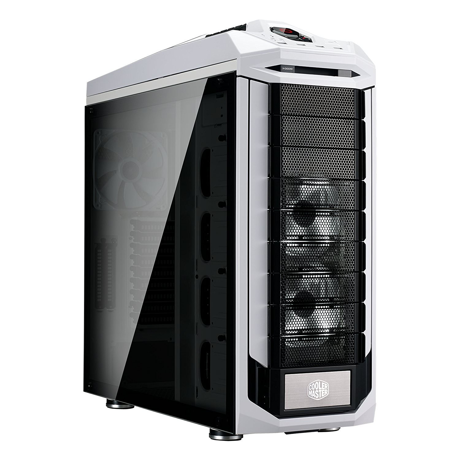 Cooler Master Stryker SE - Gaming Full Tower Computer Case with USB 3.0 Ports and Carrying Handle (SGC-5000W-KWN2)