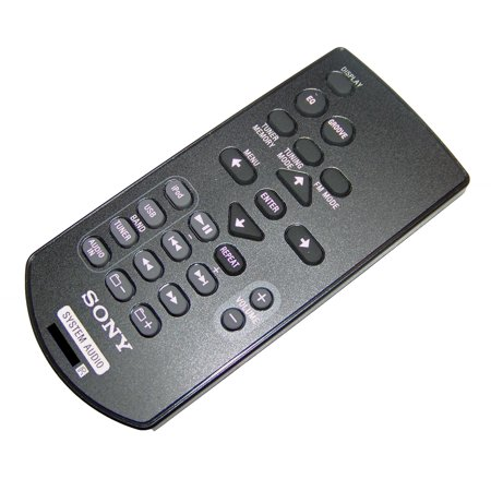 OEM Sony Remote Control Originally Shipped With: FSTGTK1i, FST-GTK1i, HCDGTK1i, HCD-GTK1i, RDHGTK1i, RDH-GTK1i