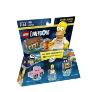 Lego Dimensions Level Pack Simpsons (Eidos)