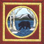 Quilt Magic® Bear in Creek Kit