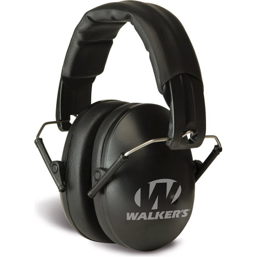 Walker's Game Ear Pro Low-Profile Folding Muff