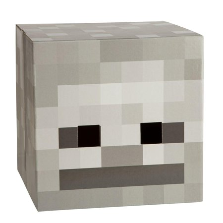 Minecraft Pumpkin Mask (Minecraft 12