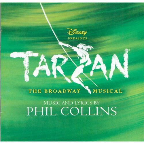 TARZAN: THE BROADWAY MUSICAL [ORIGINAL BROADWAY CAST RECORDING]