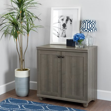 South Shore Hopedale 2-Door Storage Cabinet, Multiple Finishes