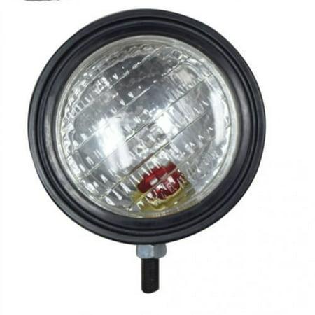 Light Assembly- Rear Combination - 12V, Black, Round, John Deere, AR77326
