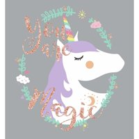 RoomMates Unicorn Magic Peel and Stick Wall Decals, Giant