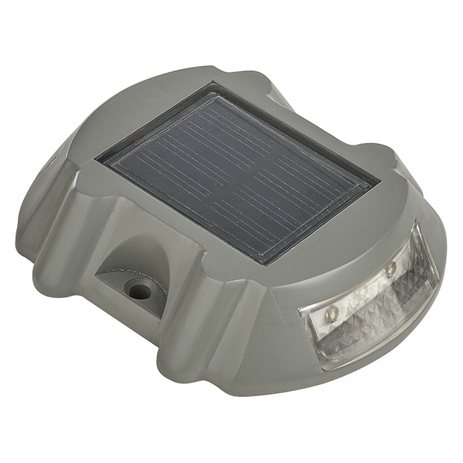 Paradise Lighting Solar LED 6-Lumen Cast Aluminum Deck Marker