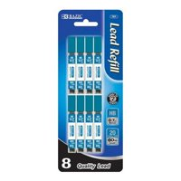 Bazic 781   20 Ct. 0.7mm Mechanical Pencil Leads (8/pack) Pack of 24
