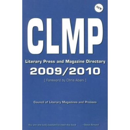 The Literary Press And Magazine Directory 2009 2010