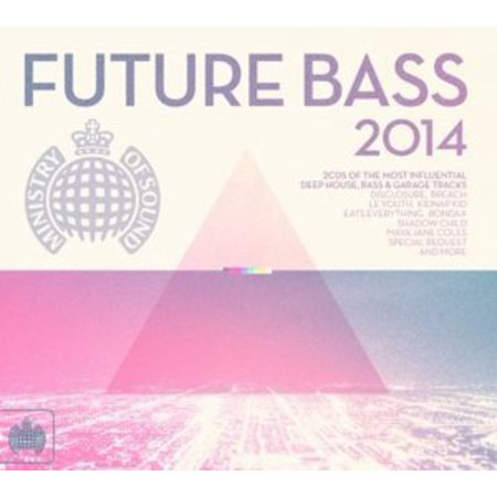 Ministry of Sound:Future Bass - Ministry of Sound:Future Bass: Vol. 2-Future Bass [CD]](Ministry Halloween Live)