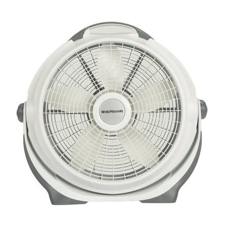 Lasko 20 Quot Air Circulator Wind Machine 3 Speed Fan Model