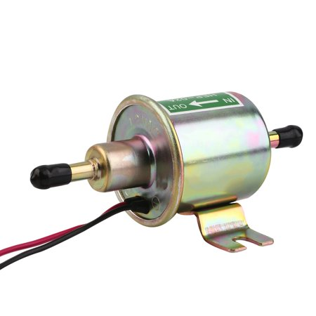 New Hep 02A Gas Diesel Inline Low Pressure Electric Fuel Pump 12V Hep02a