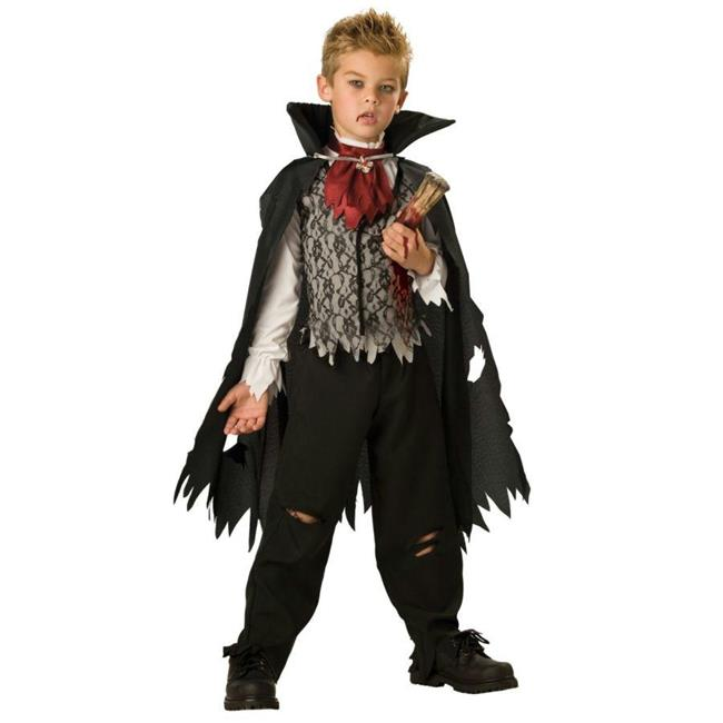 Costumes For All Occasions Ic92003Lg Vampire B Slayed Child Sz 10